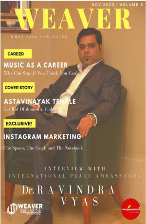 Weaver Magazine November 2020 Edition | Volume 8
