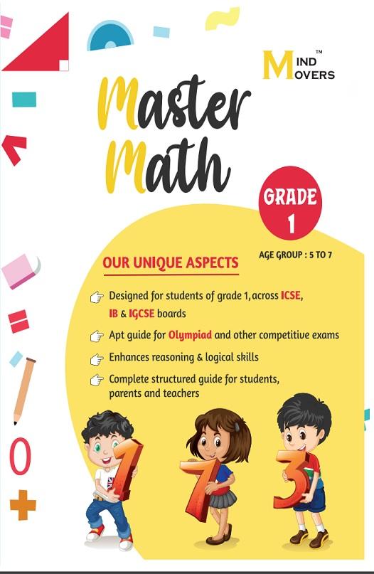 Master Math Grade 1 Rishika Pursnani