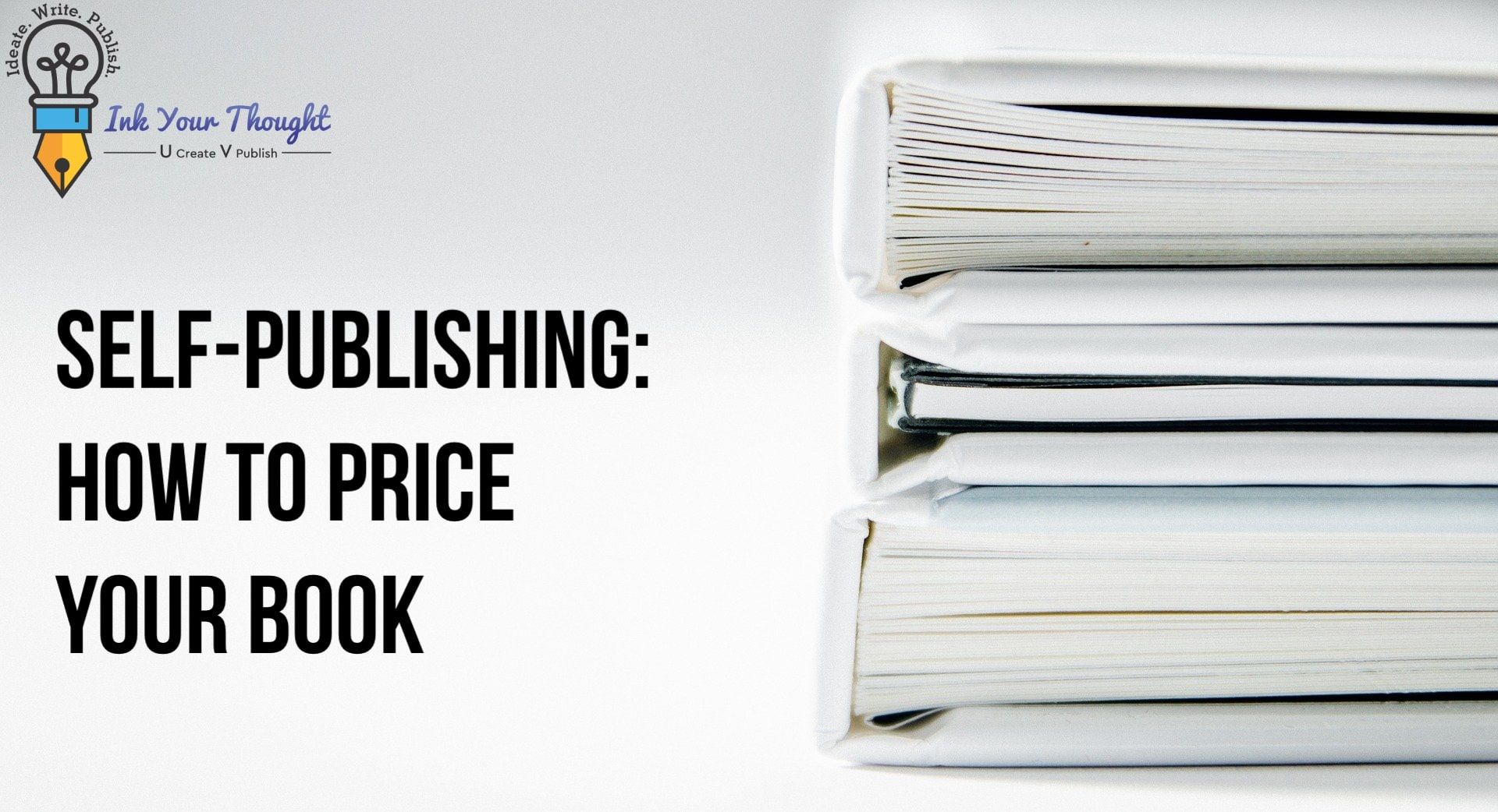 Self-Publishing: How to price your book?