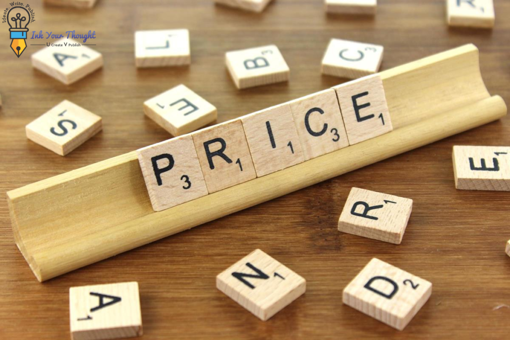 Price your book effectively