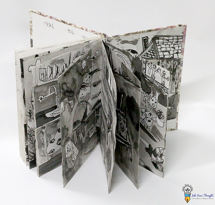 use diybookcovers to make book cover